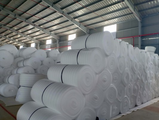 Màng PE Foam 4mm x 105 x 50m